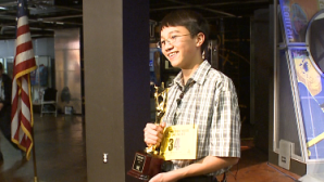 Escondido eighth grader wins county spelling bee