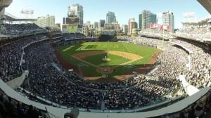 San Diego Padres 2013 opener