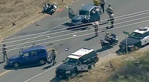 Motorcycle Crash on State Route 78