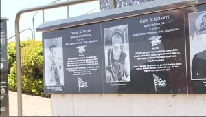 Local veterans honored at Mt. Soledad