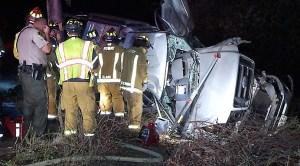 Fatal Pickup Crash