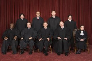 "2010 U.S. Supreme Court Justices (""The Roberts Court"")"