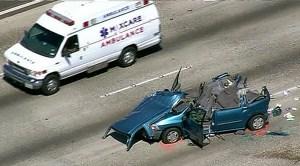 Fatal Crash I-805