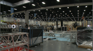 Comic-Con clean up wraps up