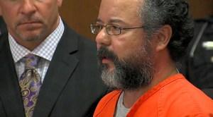 Ariel Castro During Sentencing
