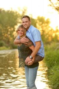 Marine and Wife