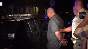 Spring Valley Robbery Arrest