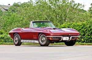 Classic Corvette sells for $3.4 million