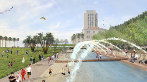 County finishes first phase of waterfront park