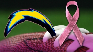Chargers Breast Cancer