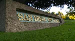 City College Shot