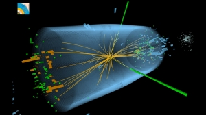 'God particle' theorists receive Nobel Prize in physics