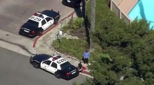 Shots Fired at La Jolla Condominium