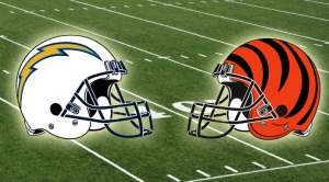 Chargers Bengals