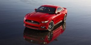 The new 2015 Ford Mustang