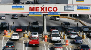 San Ysidro Mexican Border
