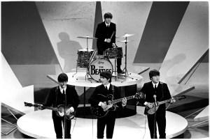 Beatles Photos and Album Artwork