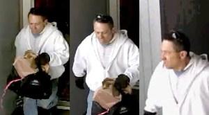 Suspect in Rancho Bernardo Burglary Series