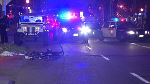 bicyclist hit and run