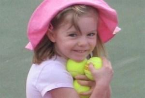 Madeline McCann disappearance