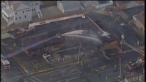 Motel fire in coastal New Jersey kills 3