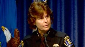 SDPD Chief Shelley Zimmerman
