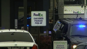 uspect dead in mass shooting at Georgia FedEx facility, police say