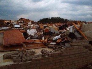Mayflower, AR Tornado Damage