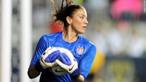 Soccer star Hope Solo arrested on domestic assault charges