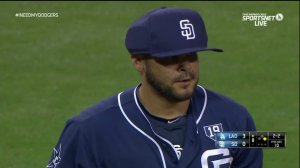 PADRES PITCHER HAT