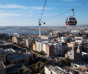 Proposed Aerial Tram - San Diego