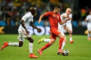 Belgium v USA: Round of 16 – 2014 FIFA World Cup Brazil