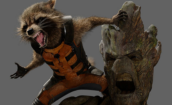 guardians of galaxy PHOTO