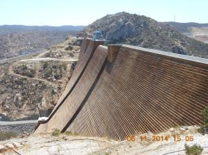 San Vicente Dam Upgrade