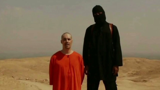Video shows ISIS beheading U.S. journalist James Foley