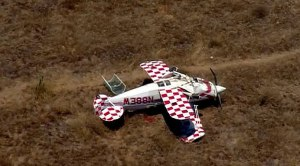 Biplane Flipped