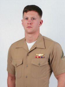 Lance Cpl. Joshua E. Barron (Dept. of Defense)