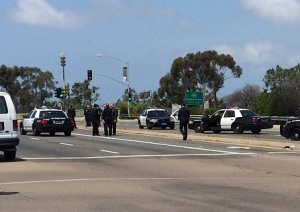 Kearny Mesa, Officer shot, suspect killed