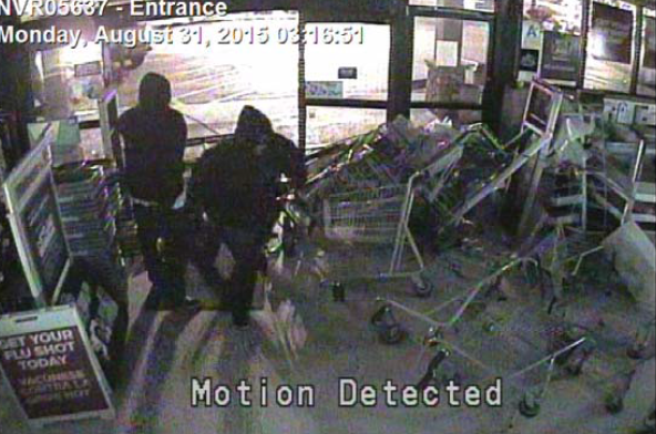 ATM theft suspects