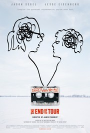 end of the tour POSTER PHOTO