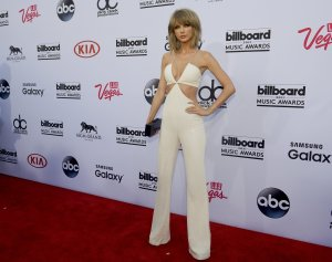 Taylor Swift on the Red Carpet at the 2015 Billboard Music Awards ceremonies at the MGM Grand Garden Arena in Las Vegas on Sunday, May 17, 2015.