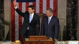 Rep. Paul Ryan has officially been elected as the 54th Speaker of the House after he got the votes of 236 members by the full House of Representatives.