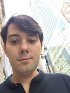 Pharmaceutical executive Martin Shkreli has been arrested.