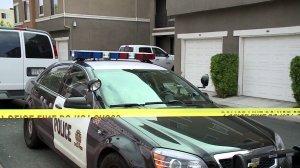 CBP crime scene