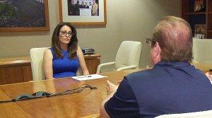 Kathleen Bade interviews Dean Spanos