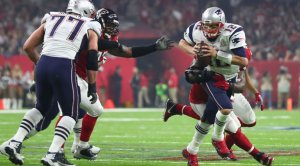 Tom Brady Super Bowl LI