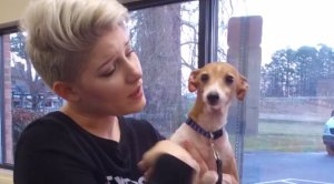 Kelly Accettola reunited with Bemis (FOX 46)
