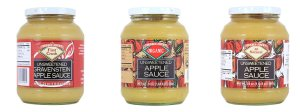 unsweet-applesauces
