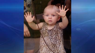 Baby Lisa was only 10-months old when she disappeared.
