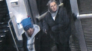 Forgery suspects